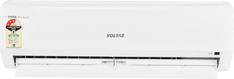 Voltas 1.2 Ton 3 Star Split AC - White(153CZD1, Aluminium Condenser)